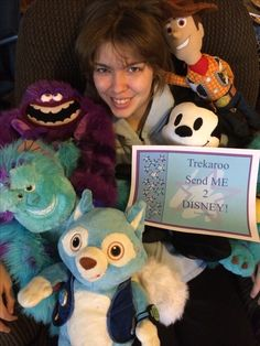 Please vote for this entry in Trekaroo's #SendMeToDisney Photo Contest & Giveaway!