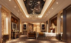 luxury hotel suites | Luxury hotel suite design | Download 3D House