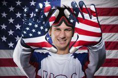 Portraits of #Sochi2014 Winter Olympians #TeamUSA