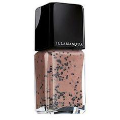 Illamasqua Nail Varnish in Scarce (speckled pink)