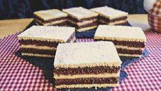 Recipe R, Desserts, Food, Tray Bakes, Rome, Tailgate Desserts, Deserts, Postres, Dessert