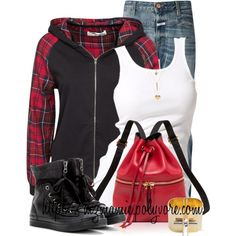 """""""Untitled #2718"""" by mzmamie on Polyvore"""