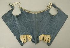 Curse Words and Crinolines: 18th century stays