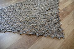 Ravelry: Coquillage pattern by Corinne Ouillon