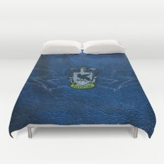 RAVENCLAW Duvet Cover Picnic Blanket, Outdoor Blanket, Ravenclaw, Duvet Covers, Bedroom, Dorm Room, Bedrooms, Picnic Quilt, Dorm