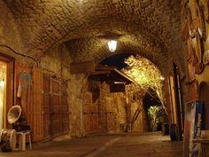 Byblos, Lebanon: historic quarter... ancient Phoenician City