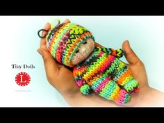 Loom Knitting Patterns Dolls Project on Small Round Loom - YouTube