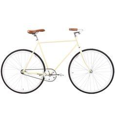 retrospecbicycles.com - Siddhartha Urban Single-Speed Coaster Bike 45cm-xs / Cream, Retrospec Bicycles - 3