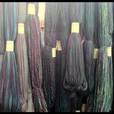 Pretty #yarn at KSFF
