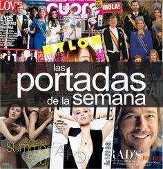 Las #portadas de la semana #Revistas Brad Pitt, Art Pop, Movies, Movie Posters, Magazine Covers, Pictures, Pop Art, Films, Film Poster