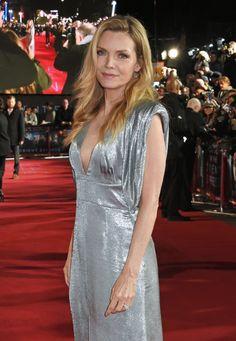 60 year old Michelle Pfeiffer.