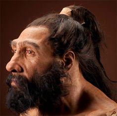 The Neandertal Man.