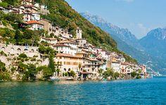 Gandria and the Sentiero dell'Olivo
