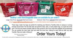 The buzz going around is TRUE!!! #TwoAlity's interchangeable totes are now available for pre-order! There are two sizes available, our Large #Tote and our Medium #Tote. The tote liners come in all the same options as the boots! (15 options: 9 solid liners, 6 patterned liners) The prices listed include the shell and a tote liner. Orders will ship Dec. 1st on a first come first serve basis. Please email support@thetwoalitystore.com with any questions and if you would like to place an order.
