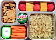 School Lunch Ideas from Weelicious