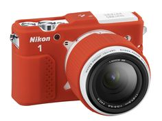 THE NIKON 1 AW1 IS THE WORLD'S FIRST WATERPROOF AND SHOCKPROOF INTERCHANGEABLE LENS CAMERA