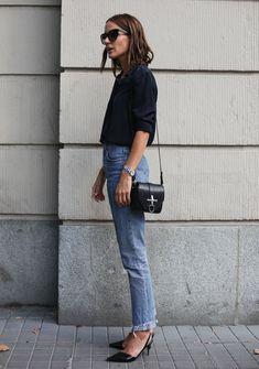 Consultoria: Jeans com barra desfiada