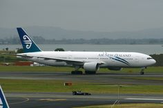 Air New Zealand - is the national airline and flag carrier of New Zealand. Based in Auckland, New Zealand, it operates several routes on Australia and the South Pacific, with long-haul services to Asia, Europe and North America.