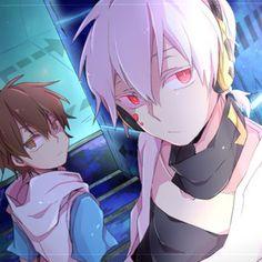 Mekaku City Actors Images | Icons, Wallpapers and Photos on Fanpop Manga Boy, Manga Anime, Anime Art, Hot Anime Boy, I Love Anime, Anime Boys, Mekakucity Actors Konoha, Kagerou Project, Image Icon