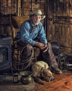 """"""" Pardners """" by ronmcginnis - Flash Fun Photo Contest"""