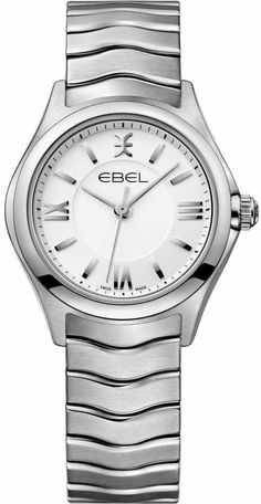 Ebel Watch Wave Ladies #add-content #basel-17 #bezel-fixed #bracelet-strap-steel #brand-ebel #case-material-steel #case-width-30mm #delivery-timescale-call-us #dial-colour-white #gender-ladies #luxury #movement-quartz-battery #new-product-yes #official-stockist-for-ebel-watches #packaging-ebel-watch-packaging #style-dress #subcat-wave #supplier-model-no-1216374 #warranty-ebel-official-2-year-guarantee #water-resistant-50m