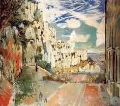 Joaquim Mir (1873 – 1940) El hombre que pintaba colores Viene hoy elDibujante con una de las historias más fascinantes del arte en el mundo hispano, la de un artista no tan valorado como debi…