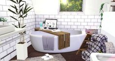 IKEA Mandal Bedroom Set • 1 Bedframe 332 Polygons • 1