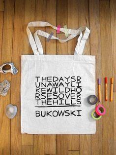 """The days run away like wild horses over the hills."" -Bukowski"