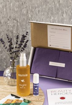 Sleep is the best medicine, and scent and ritual are the key ingredients to a good night's rest. Osmia's Night #BodyOil is a plant-based prescription for peace specifically formulated with ingredients that signal the autonomic nervous system to #relax and restore, including French #Lavender, Roman #chamomile and Moroccan atlas #cedarwood oil. When applied habitually, the brain gives a Pavlovian response, creating a healthy evening ritual of sense, scent and deep sleep. #Osmia #BeautyHeroes