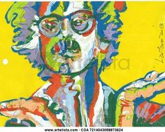 Charly Garcia lautaro dores - Artelista.com