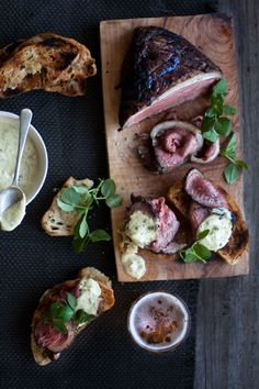 A recipe for traditional Brazillian Picanha Steak on Toasted Ciabatta with Mustard Cream, a sure fire way to create delicious flavour on the Braai or BBQ.