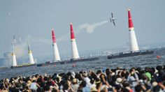 Air Racing in the Skies of Chiba - Red Bull Air Race 2015