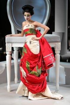 Christian Dior: Haute Couture....Spring 2007