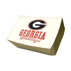 NCAA Mr. Bar-B-Q University of Georgia Bulldogs Rectangle Table Cover