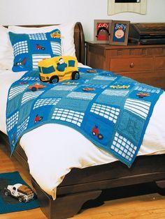Blanket and Pillow | Yarn | Free Knitting Patterns | Crochet Patterns | Yarnspirations