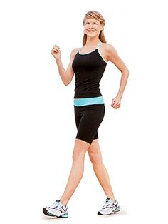 Walk It Off: Burn 1,300 Calories Walking...  A weeklong walking plan designed to burn 1,300 calories and firm trouble zones that an average walk ignores.