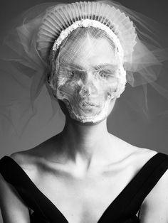 Interesting veil
