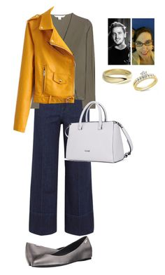 """""""Beauty and style"""" by joydjschmidt ❤ liked on Polyvore featuring STELLA McCARTNEY, Diane Von Furstenberg, Calvin Klein and Shaun Leane"""