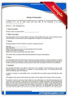Printable Shareholder Meeting Agenda Template  Printable Legal