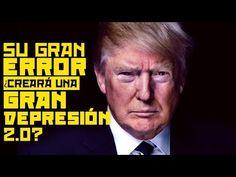 ¿Creará Trump una nueva Gran Depresión en EEUU? Esta obsesión le está saliendo cara - YouTube