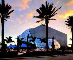 Salvador Dali Museum in St. Petersburg, FL