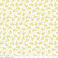 """""""Toy Duck Yellow""""-Toy Chest 2 for Penny Rose Fabrics"""