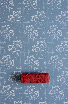 Patterned Paint Roller No.24 from Paint & Courage