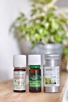 Mes 3 huiles essentielles du quotidien