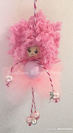 A personal favourite from my Etsy shop https://www.etsy.com/uk/listing/525197864/dolly-fairy-doll-doll-decoration-ballet
