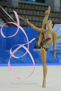 Maria Pavlova, Russia #rhythmic_gymnastics #rhythmicgymnastics