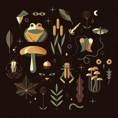 Andrea Manzati     http://alconic.it Alconic = Andrea Manzati = Italian illustrator and designer based in Verona, Italy.After 4 years wor...