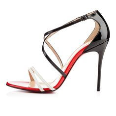 e02a874aacf0b Gwynitta 100mm Black Gomme Women s Shoes Sandals