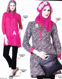 Blouse Flower Pink