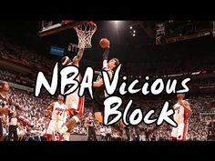 NBA Vicious Block 2016